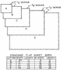 Standard Drafting Table Size Electronic Drafting Fundamentals