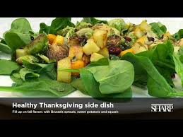 healthy thanksgiving side dish recipe