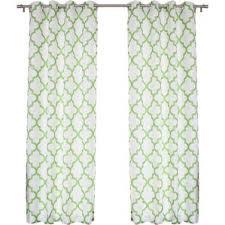 Moroccan Print Curtains Drapes U0026 Valance Sets You U0027ll Love Wayfair