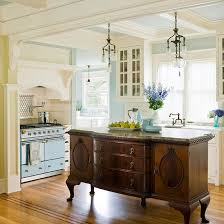 Lighting For Kitchen Islands 12 Freestanding Kitchen Islands The Inspired Room