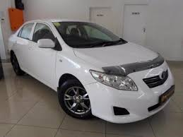 toyota corolla second used toyota corolla cars for sale in isando on auto trader