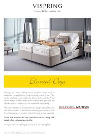 Burlington Bedroom Furniture by Vispring Mattresses Burlington Mattress Burlington Vermont