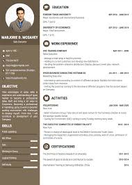resume with picture sample create a professional resume cv in minutes without photoshop ai sample cv design director