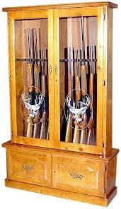 stack on 18 gun cabinet walmart gun cabinet model wood hidden gun cabinet fully assembled gun