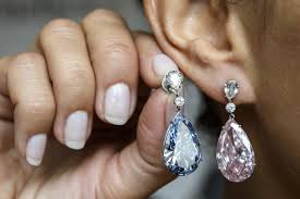 most expensive earrings in the world world s most expensive earrings sold for 45m at sotheby s and