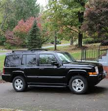 black jeep 2006 black jeep commander suv ebth