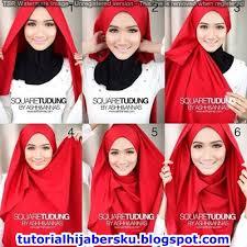 tutorial jilbab ala ivan gunawan tutorial hijab ala ivan gunawan simple dan mudah terbaru 2017