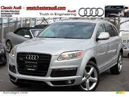 Audi Q7 2007 - 2008 audi q7 4 2 premium quattro in ice silver metallic 033120