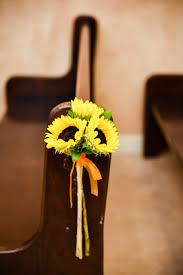 Sunflower Wedding Bouquet Wedding Flowers For Your Las Vegas Wedding