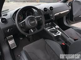 audi dealership interior 2012 audi tt rs awe struck european car magazine