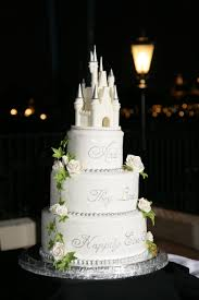 cinderella castle cake topper wedding trends untraditional cake toppers disney parks