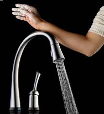 delta kitchen faucet touch delta s touch faucet brilliant idea simply touch the sprout or