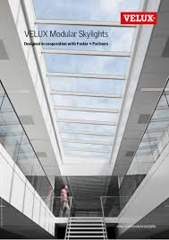 Dimensions Velux Standard by Velux Modular Skylights Summary Product Brochure