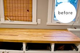 Wooden Kitchen Countertops by Countertops U2013 A Ward