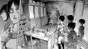 who is the beast titan attack on titan spoilers we finally see what s in the basement