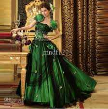 green wedding dress black green wedding dress flower evening dress bridesmaid dress