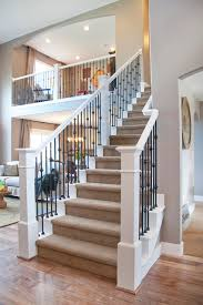 Candlelight Homes Valley View Model Sun Valley Design Traditional Staircase