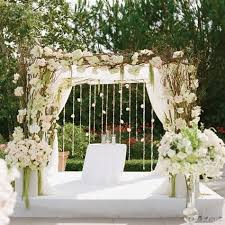 wedding backdrop arch whimsical wedding canopy i the hanging backdrop