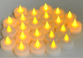 fake tea light candles top 10 best outdoor flameless candles in 2018 reviews