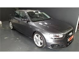 audi a4 for sale ta audi a4 2 0 tdi s multitronic grey with 52250km for sale