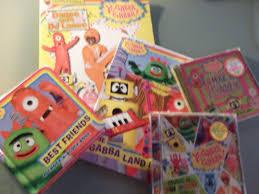 yo gabba gabba holidays huge prize pack giveaway