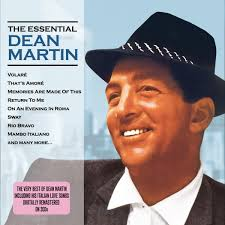 dean martin the essential not now