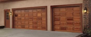 Wood Overhead Doors Classic Wood Collection Madsen Overhead Doors