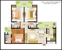 3 floor plan floor plans of bharat city indraprastha yojana 9015523000