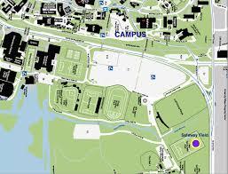 Uw Seattle Campus Map by University Of Washington