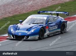 cars honda racing hsv 010 sepang malaysia june 21 keihin hsv010 stock photo 55937257