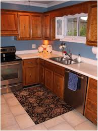 Washable Kitchen Area Rugs Kitchen Area Rugs Blue Backsplash Idea And Awesome Kitchen Accent