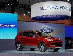 Ford Escape Inside - mark fields is ford u0027s mr inside and its heir apparent the new