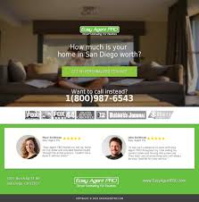 marketplace 5 real estate templates for building high converting