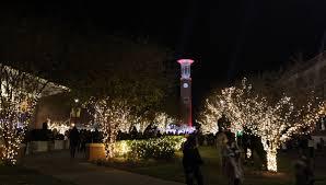 nashville christmas lights 2017 lighting of the green 2017 christmas at la pinterest secondary
