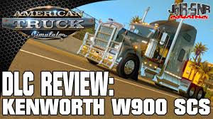buy kenworth w900 american truck simulator dlc review kenworth w900 from scs ats