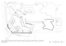 Moma Floor Plan Gallery Of Wipo Conference Hall Behnisch Architekten 18