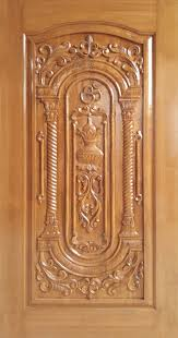 Main Door Carving Designs