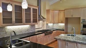 modern open kitchen design kitchen wooden varnished kitchen island kitchen ceiling lighting