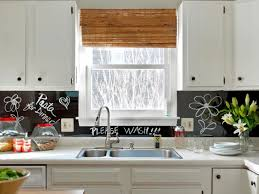 Chalkboard Kitchen Backsplash by Low Cost Diy Kitchen Backsplash Nice Do It Yourself Kitchen