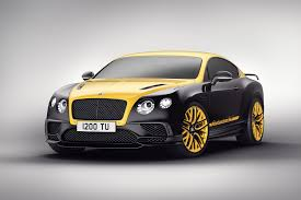 golden bentley bentley continental 24 special edition is crewe u0027s newest assault