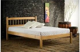 4ft Wooden Bed Frame Santos Wood Bed Frame 3ft Single 4ft Small 4ft6