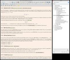 How To Type Resume In Word With The Accents Lyx Screenshots