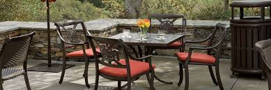 Homecrest Outdoor Furniture - wicker furniture patio furniture outdoor furniture cast
