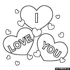 get this free i love you coloring pages for kids yy6l0