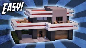 how to build a small modern house minecraft how to build a small modern house tutorial 24