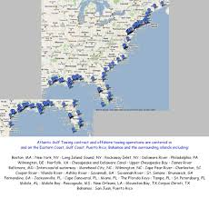 West Coast Florida Map by Offshore Barge Companies Offshore Towing Offshore Tugboats