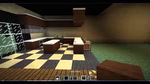 minecraft canapé tuto salle manger moderne sur minecraft of salle a manger