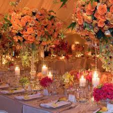 Rainbow Wedding Centerpieces by Wedding Ideas By Color Bridalguide