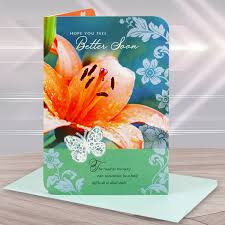 get well soon cards greeting cards get well soon cards gifts to india