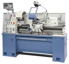 master 400 incl 3 axis digital readout universal turning lathes